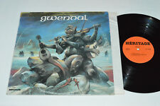 GWENDAL Self-titled LP 1978 Heritage Records Canada AG-25,000 VG/G Celtic Rock
