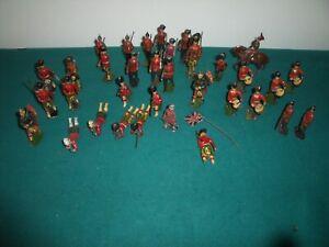 VINTAGE METAL LEAD SOLDIERS BRITISH