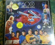 Star Trek VINTAGE 600 Piece Jigsaw Puzzle Schmid 90041 - BRAND NEW Sealed