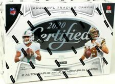 2020 Panini Certified Football Hobby Box 4 Box Break #5 - INDIANAPOLIS COLTS