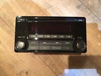 Mitsubishi Outlander radio