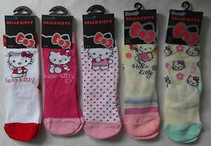 Hello Kitty Socks - Everyday use for Girls - kid's sizes