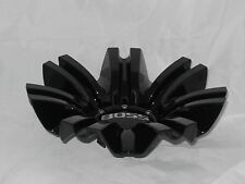 "BOSS MOTORSPORTS WHEEL RIM CENTER CAP ACC 3249 02 BLACK 339 20"" CAP AEWC 3249"