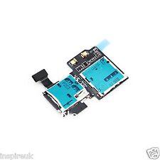 Samsung Galaxy S3 i9300 Sim Card Tray Holder Memory Reader Flex Slot Cab