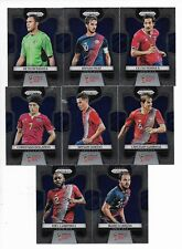 2018 Panini Prizm FIFA World Cup Base Team Set COSTA RICA (8 Cards)