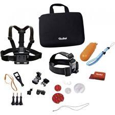 Rollei Actioncam Zubehör Set Wassersport Unterwasser Halterung Kopfband