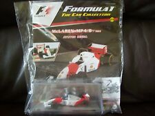 Formula 1 The Car Collection Part 24 McLaren MP4/8 1993 Ayrton Senna