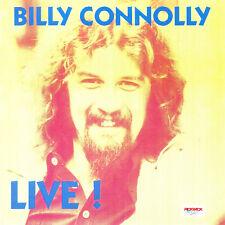 BILLY CONNOLLY - LIVE CD (1992) PKD 3235