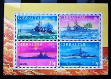 Gibraltar ships MNH