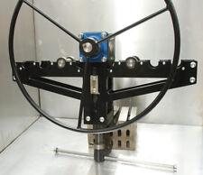 Heavy duty Ring roller, Box, flat, tube bender metal bender round hand wheel