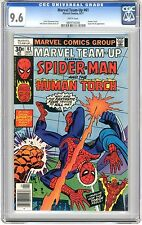 Marvel Team-Up #61 CGC 9.6  NM+ White pags Human Torch, Super Skrull App. 9/77