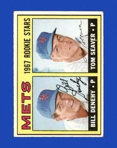 1967 Topps Set Break #581 Tom Seaver VG-VGEX *GMCARDS*