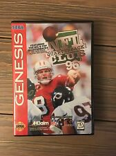 NFL Quarterback Club (Sega Genesis, 1994)