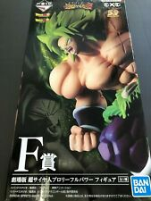 Dragon Ball Ichiban Kuji F Prize BATTLE RETSUDEN Z BROLY Power DRAGONBALL Japan