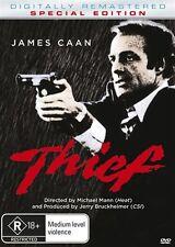 Thief: Special Edition NEW DVD (Region 4 Australia)