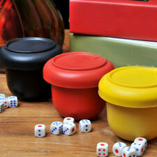 Colorful Shake Dice Cup Suit Bar KTV Night Club Entertainment Board Games Newest