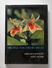 Beautiful Thai Orchid Species by H Kamemoto & R Sagariik