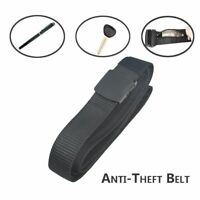 Anti-Theft Hidden Security Bag Cash Travel Money Belt Zip Pocket Waist Wallet