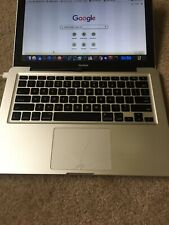 Macbook Late 2008 13 Inch 1TB SATA 2 Duo 4GB Apple LapTop Computer 2.4 Ghz