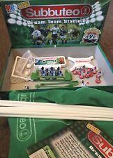 More details for subbuteo dream team stadium football game -incomplete -rod collars missing