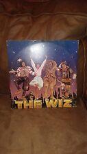 The Wiz album motion picture soundtrack double album 1978 Micheal Jackson