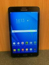 (NE6) Samsung Galaxy Tab A. SM-T285, 7in, 8GB, WiFi + 4G (Unlocked)