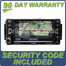 CHRYSLER JEEP DODGE Navigation MyGig Low Speed SAT Radio RHR CD DVD MP3 Player