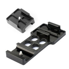 CNC Aluminum 20mm Side Rail with fix Mount for Gopro Xiaoyi Gitup Action Camera