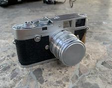 Leica M2 Camera Ernst Leitz GMBH DBP Wetzlar 930339 Germany 🔥 🔥 🔥
