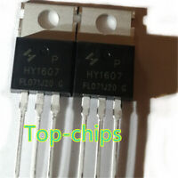 (5PCS)  HY1607 70A 65V TO-220 new
