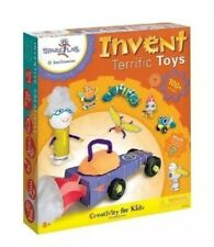 Spark Lab Smithsonian Invent Terrific Toys Craft Kit