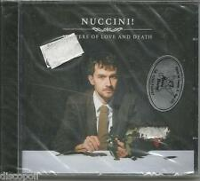 NUCCINI - Matters of love and death - CD 2006 SEALED SIGILLATO