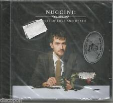 NUCCINI - Matters of love and death - CD 2006 SEALED SIGILLATO