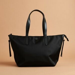 Botkier New York Bond Nylon Tote-Black-New With Tags