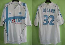 Maillot Olympique de Marseille Adidas Ricard #32 Neuf Telecom Vintage - XL
