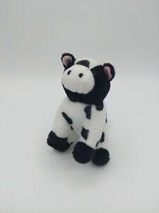 """Mini Cow Plush Toy 5"""""""
