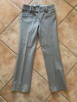 Banana Republic Womens Trouser 323 Martin Fit Beige Sz 6S Cotton Stretch Pants