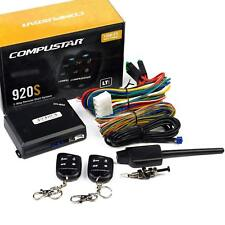 Compustar CS920-S 1-way Remote Start and Keyless Entry System with 1000-ft Range