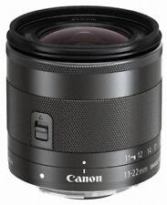 Obiettivi zoom manuali marca Canon per fotografia e video