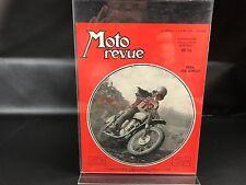 Moto Revue 1953 N° 1130 ESSAI 250 JONGHI