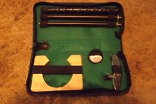 Custom Golf Putter Allegra 4- piece club in kit and case