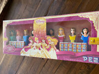 Sealed Disney Princess PEZ Enchanted Tales Collection!