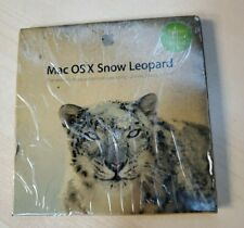 Mac OS X version 10.6.3 Snow Leopard