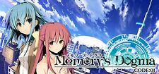 Memory's Dogma CODE:01_STEAM_key_Region_Free