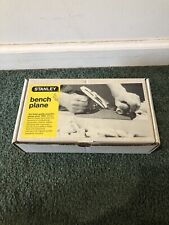 Vintage Brand New Stanley Bailey No. 4 12-004L Bench Plane Rare never used