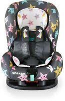 Cosatto MOOVA 2 GROUP 1 ANTI-ESCAPE CAR SEAT - HAPPY HUSH STARS Babytravel BN