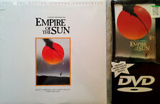 EMPIRE OF THE SUN -  LP SOUNDTRACK + EMPIRE OF SUN DVD (LONG BOX) -  SEALED