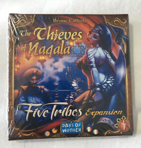 Five Tribes The Thieves of Naqala Expansion, New & Sealed Out of Print Rare