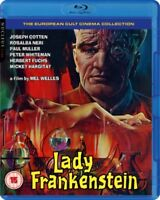 Nuovo Lady Frankenstein Blu-Ray