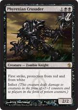 Phyrexian Crusader x4 PL Magic the Gathering 4x Mirrodin Besieged mtg card lot